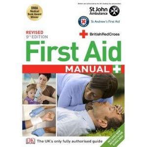 First aid manual cover
