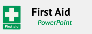 First aid powerpoint logo