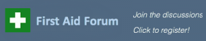 First Aid Forum - online first aid community