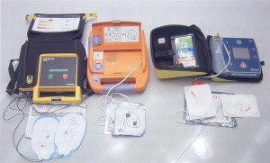 Different AEDs