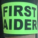 First aider
