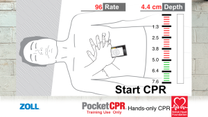 PocketCPR by British Heart Foundation
