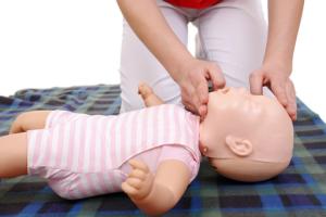 Infant - open airway