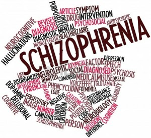 First aid for Schizophrenia