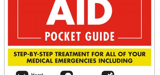 Cover for The Complete First Aid Pocket Guide Book