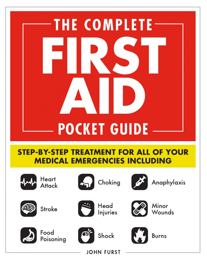 photograph regarding Printable Pocket First Aid Guide known as The Extensive Initially Support Pocket Expert To start with Help for Totally free